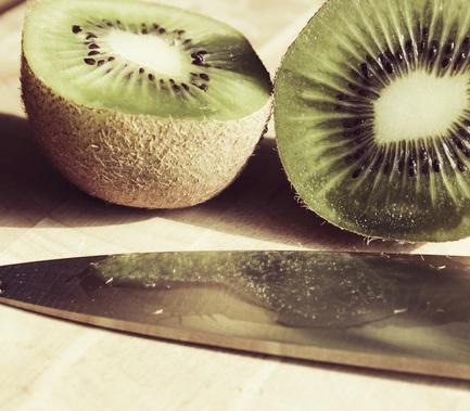 Receta: tarta de kiwi