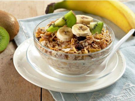 #RecetasconKiwi: Un desayuno perfecto para los peques