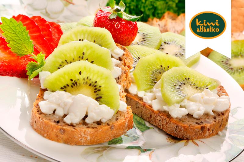 Kiwi Atlántico Y Bendita Cocina