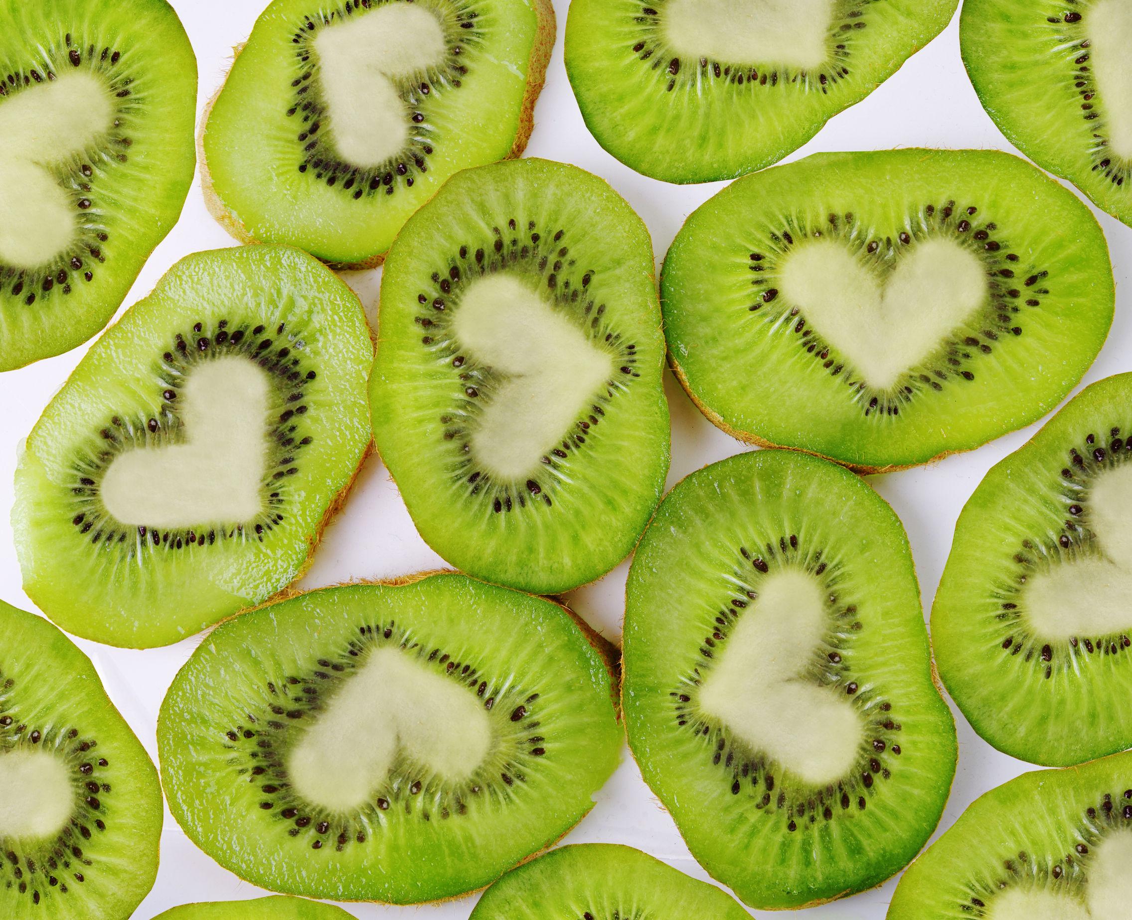 Mucho Amor Con Kiwi Atlántico Por San Valentín