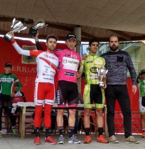equipo Guerciotti-Kiwi Atlántico