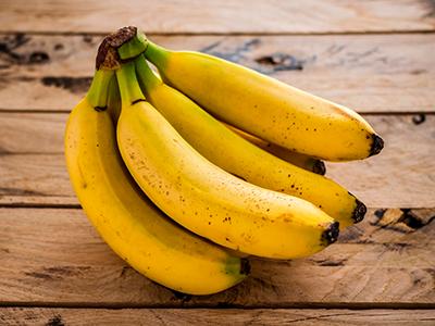 Frutas con potasio