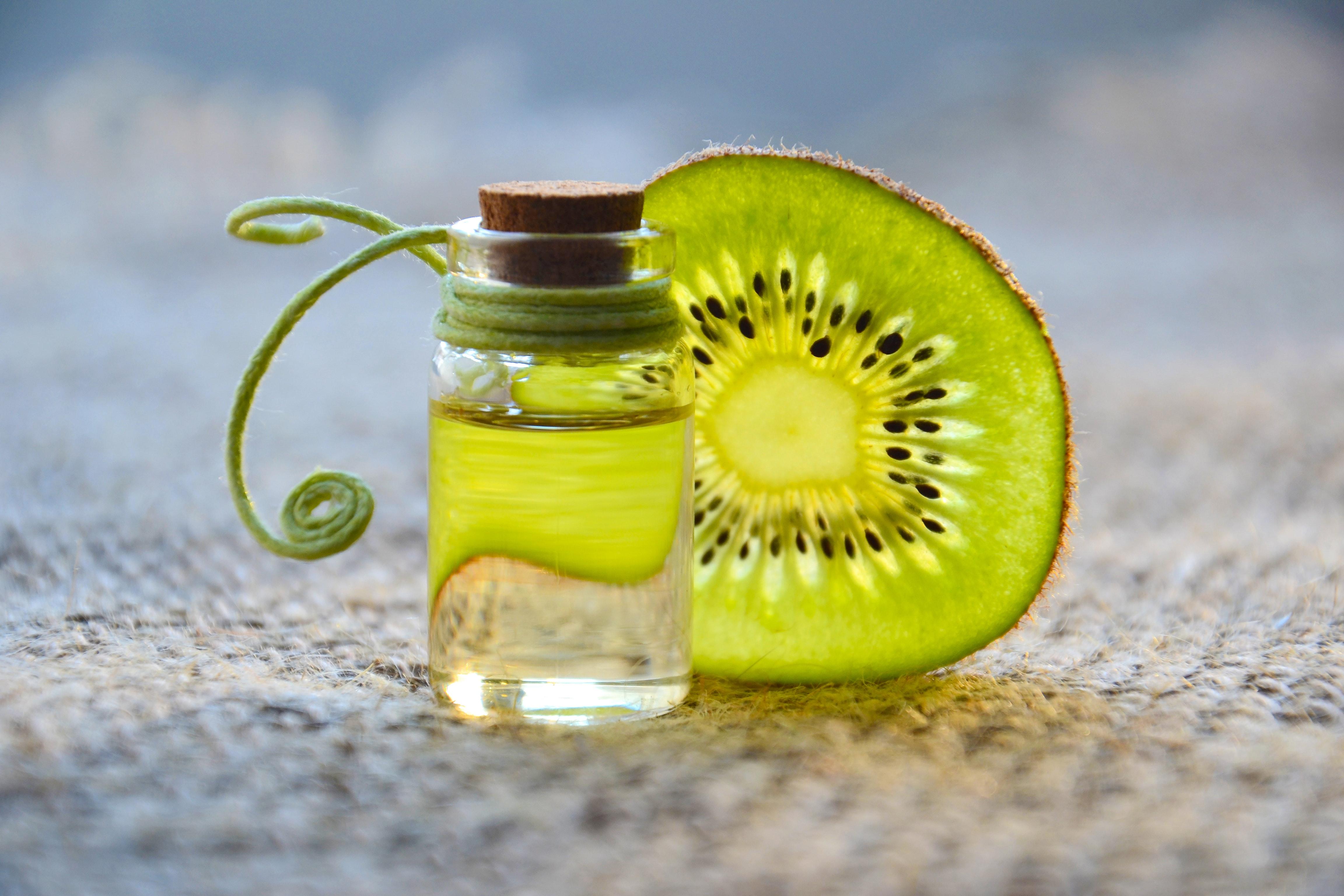 Mascarillas hidratación kiwi