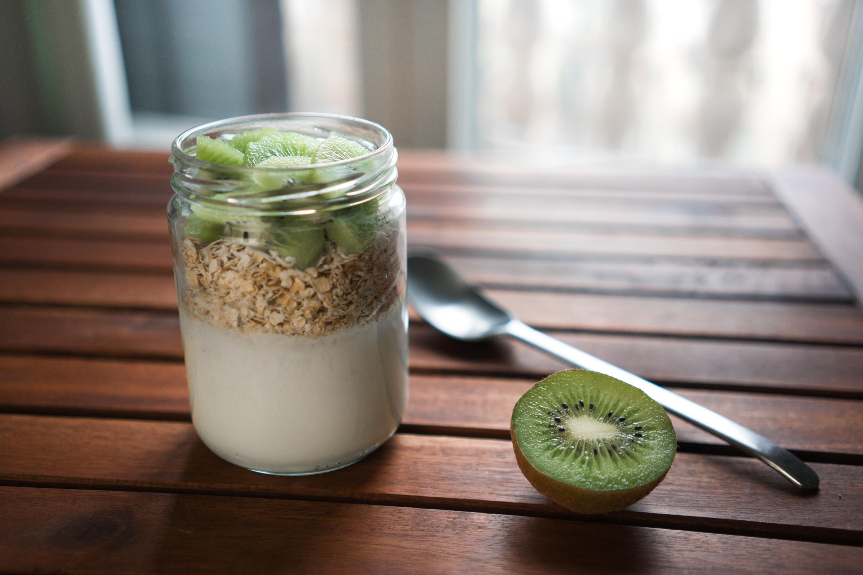 3 desayunos con kiwi