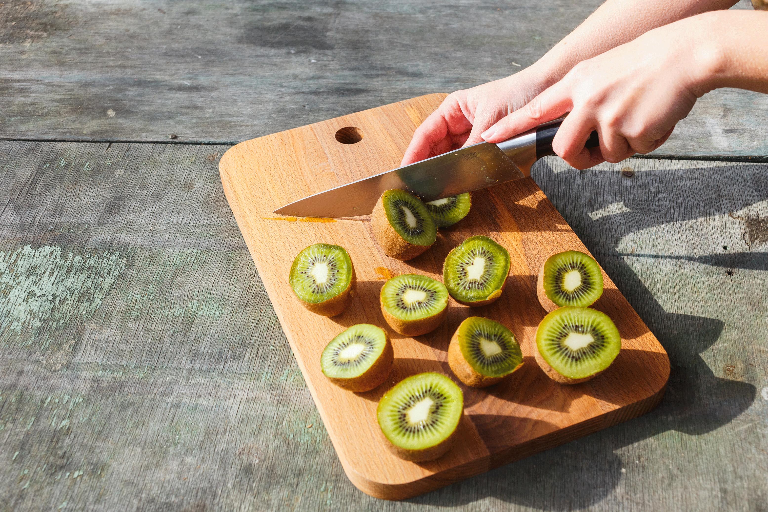 Conservar fruta cortada
