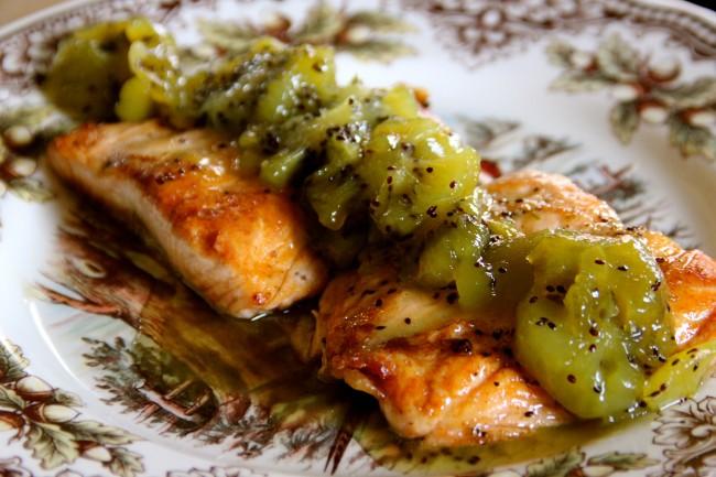 Salmonkiwi