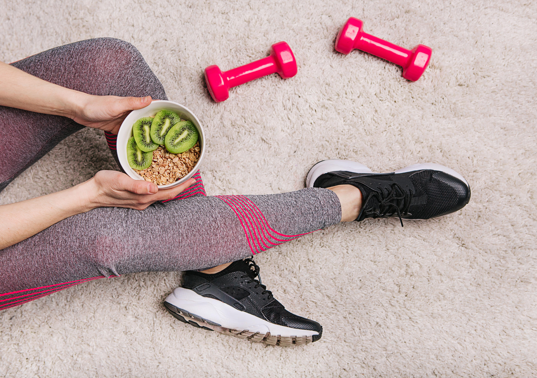 Tránsito intestinal kiwi