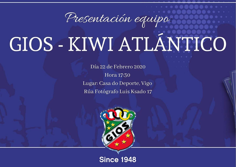 Gios Kiwi Atlántico