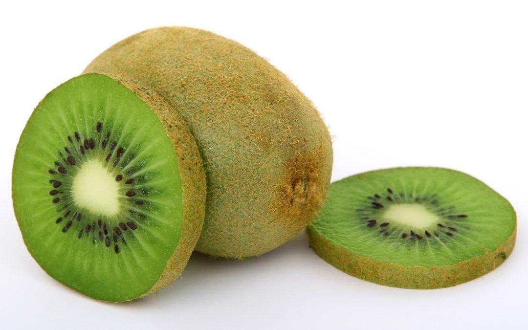¿Cuántas calorías tiene un kiwi?