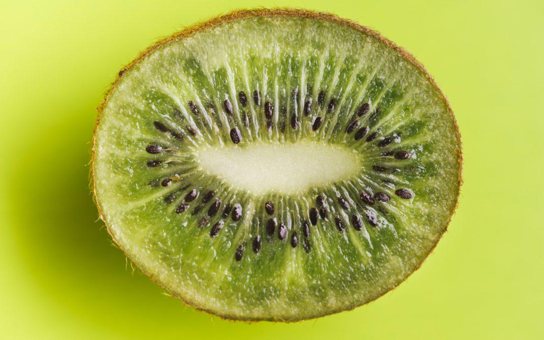¿Sabes cuántas calorías tiene un kiwi?