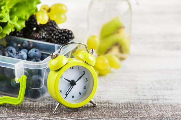 ¿Cuál es la mejor hora para comer kiwi?