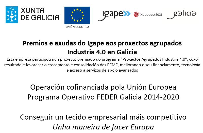 FEDER-IG223-AgrupadoI4.0-Xacobeo