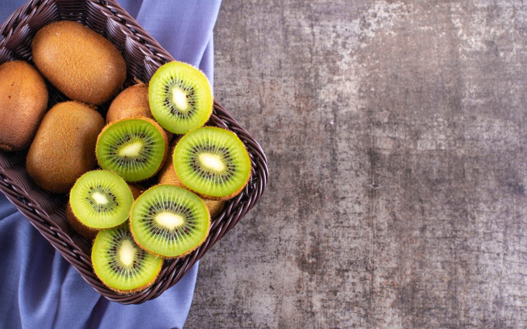 Desayunos con kiwi para los niños de la casa